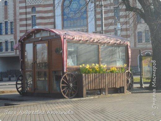 Всем доброго дня!  Мы продолжаем путешествовать по замечательному городу Калининграду. Симпатичные аллеи и парки в городе. фото 14