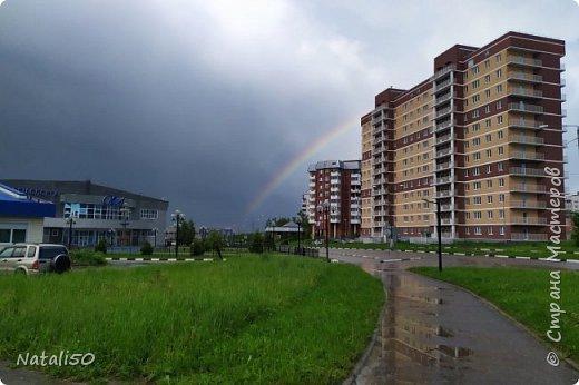Доброго всем дня! Лето началось с дождей и тепла совсем нет..  Захотелось поделиться своими впечатлениями.. Дождь тоже имеет свои прелести.. Приглашаю на прогулку после ливня..  фото 1