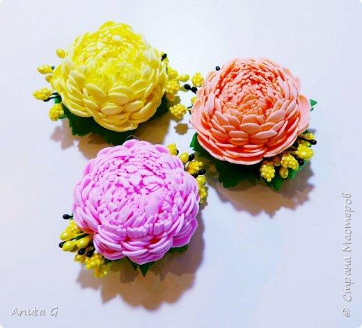 Цветы из фоамирана 🌹🌹🌹  Новые идеи из фоамирана