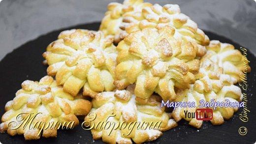 """Сегодня готовим быстрое вкуснейшее песочное печенье. Нежное, рассыпчатое, ароматное тесто, которое буквально тает во рту.  Все Мастер-Классы с большим количеством фото и подробным описанием рецепта есть на моем канале в ДЗЕН - МАРИНА ЗАБРОДИНА  Ингредиенты: 2 яйца 320 гр. муки 100 гр. слив. масла 90 гр. сахара 8 гр. ванильного сахара 1 ч.л разрыхлителя щепотка соли  Видео рецепт Вы можете посмотреть тут, нажав сначала на стрелочку, а затем на надпись """"посмотреть на ютуб"""". Я как всегда желаю Вам приятного аппетита, готовьте с удовольствием!"""