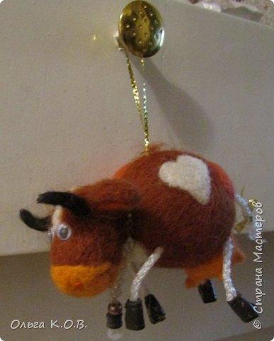 Коровки к Новому Году фото 7