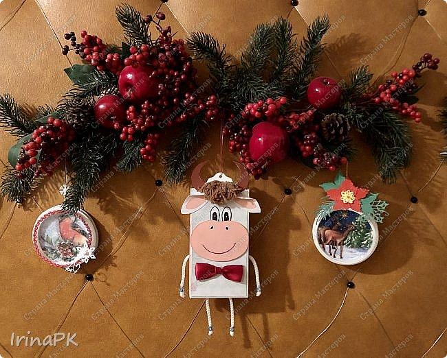 Всем добрый день! Приближается Новый 2021 год - год Быка. Конечно мы к нему всегда готовимся заранее - делаем подарки родным, близким, друзьям. Многие любят дарить друзьям шоколад в упаковке, сделанной своими руками.  Мне пришла идея сделать эту упаковку с символом этого года - Бычком. Посмотрите, что получилось. Мастер-класс для Вас! фото 21