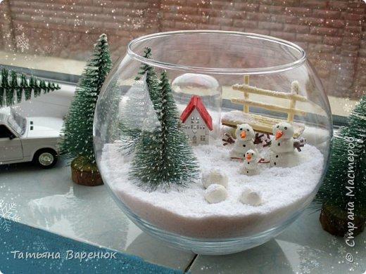 Даже самый обычный вечер может стать ВОЛШЕБНЫМ...✨😉 Создаем волшебную зимнюю сказку своими руками...❄🎄🏠⛄ ️ Как же мне нравятся эти милые приготовления к Новому году, маленькие чудесности сделанные своими руками для украшения квартиры: снежинки, магнитики,елочки,шары, гирлянды... И никакой грустной осени!!!Фантазируйте,творите и радуйте друг друга хорошим настроением. =)❄🎄🍊🎨🍭✨  фото 1