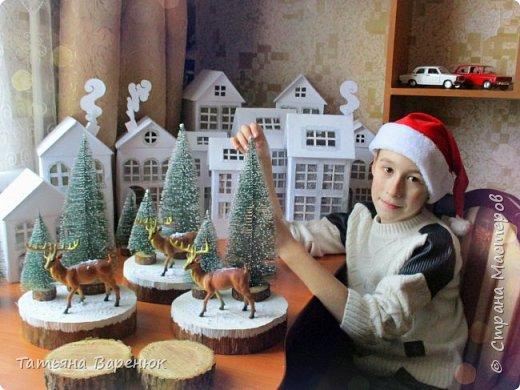 А Тем Временем Декабрьское Настроение Плавно Перерастало в Новогоднее...🎅🍊🍫❄🎄🎁⛄✨  Ура!!! Наши окна готовы встречать Новый год!!!😄✨❄🎄🎅⛄ Вот такую зимнюю сказку создали мы вместе моим любимым сыночком...👩👦💖🎨✂✏📐  Мы верим в чудеса и сказки, Зимой особенно их ждём... Не закрывайте, люди, двери - Пусть волшебство войдёт в ваш дом...✨🌙🎅🏠🎄🎊  Новогоднее чудо можно ждать, а можно создавать своими руками!!! Не ждите у моря погоды. Создавайте свою погоду сами, как внутри себя, так и вокруг! 😘🌙✨🏠🎄⛄   фото 3