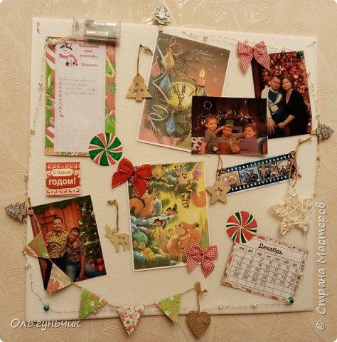 Всех с прошедшим Новым годом и Рождеством!!! Вот и наступил 2021 год и подошел к концу наш волшебный декабрь, который мы проводим по адвент-календарю, уже наверное 6 год подряд... Предыдущие адвенты есть у меня на страничке. фото 26