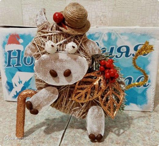 Всех с прошедшим Новым годом и Рождеством!!! Вот и наступил 2021 год и подошел к концу наш волшебный декабрь, который мы проводим по адвент-календарю, уже наверное 6 год подряд... Предыдущие адвенты есть у меня на страничке. фото 75