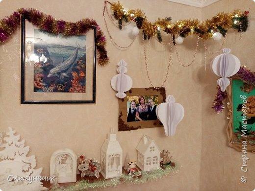 Всех с прошедшим Новым годом и Рождеством!!! Вот и наступил 2021 год и подошел к концу наш волшебный декабрь, который мы проводим по адвент-календарю, уже наверное 6 год подряд... Предыдущие адвенты есть у меня на страничке. фото 96