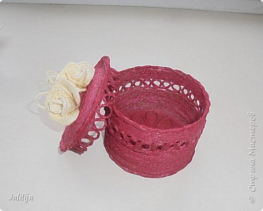 Коробочки, корзинки, шкатулочки, упаковки   - Страница 3 402095_57