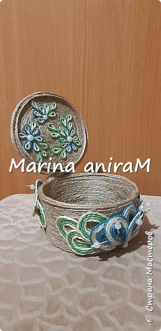 Коробочки, корзинки, шкатулочки, упаковки   - Страница 3 418229_20210221_205618