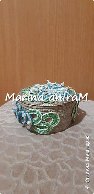 Коробочки, корзинки, шкатулочки, упаковки   - Страница 3 418229_20210221_205638