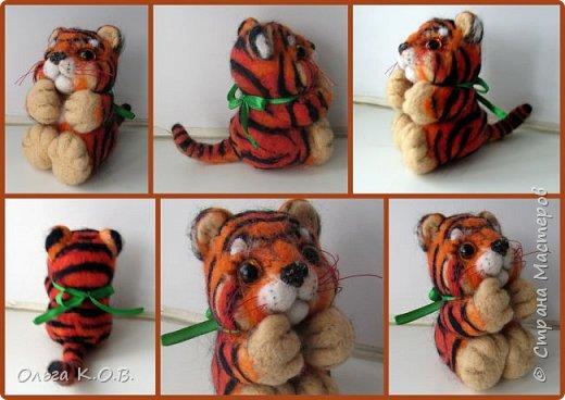 Тигрики на будущий НГ фото 2