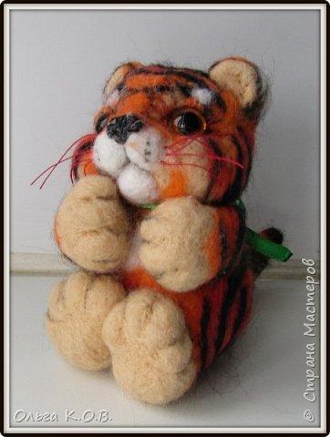 Тигрики на будущий НГ фото 3