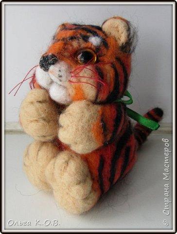 Тигрики на будущий НГ фото 1