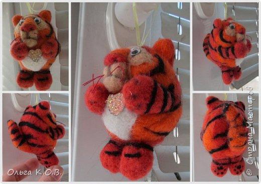 Тигрики на будущий НГ фото 7