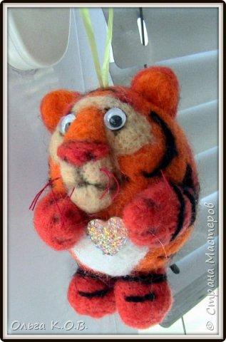 Тигрики на будущий НГ фото 5
