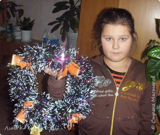 Рождественский венок фото 2