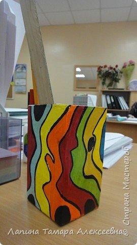 В подарок кабинету по технологии и ИЗО к дню учителя этот подарок. фото 2