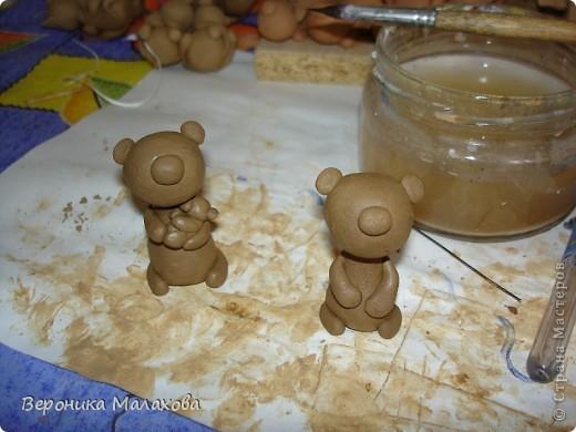 Семья трёх медведей, почти как из сказки )) фото 9