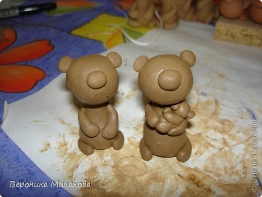 Семья трёх медведей, почти как из сказки )) фото 10
