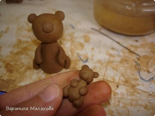 Семья трёх медведей, почти как из сказки )) фото 7