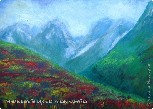 Лучше гор могут быть только горы!.... фото 1