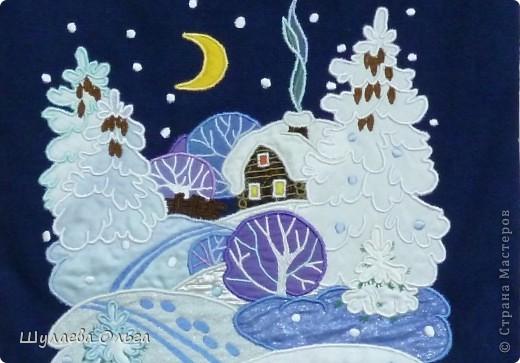 С фиолетовым сирень  Расцветает в тёплый день.  Фиолетовые ночи,  В них сияют звёзды-очи.  Фиолетовые тучи  И холмов далёких кручи.   Е. Горева фото 1