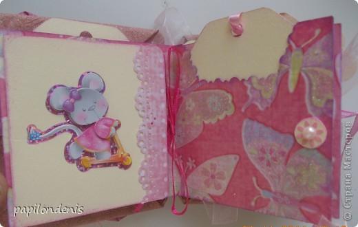 Здравствуйте! добро пожаловать в наш миниальбом для фотографий одной маленькой.. ну почти что принцессы  :-) фото 5