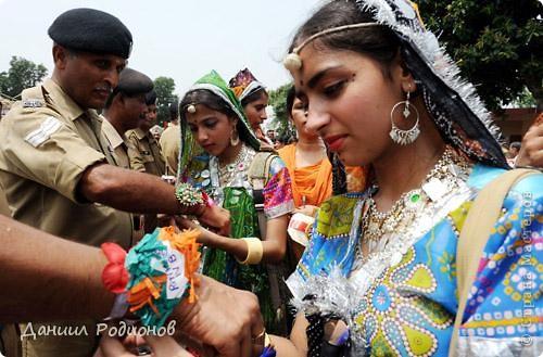 День братьев и сестер в Индии