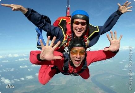 26 июля профессионалы и любители парашютизма отмечают свой профессиональный праздник – День парашютиста. фото 5
