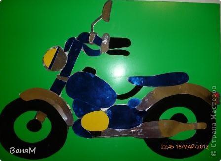 День рождения мотоцикла фото 1
