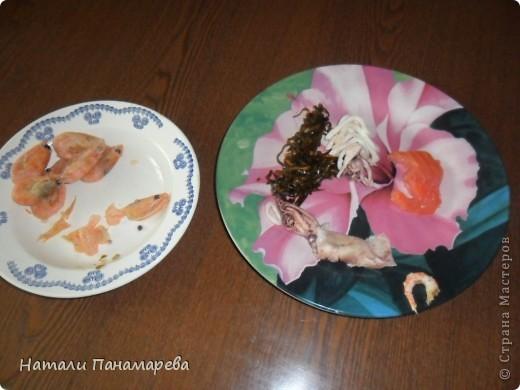 """Салат """"Морской"""" надо кушать под песню «Море, море, мир бездонный...» Юрия Антонова. фото 4"""