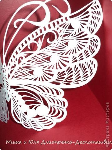 Листок бумаги... ОЖИВАЕТ! И бабочкой вокруг порхает! Вот это диво, чудеса! Из рук порхает в небеса!  автор четверостишия  Юлия Дмитренко-Деспоташвили фото 3