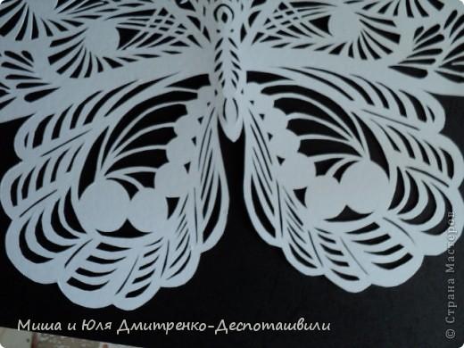 Листок бумаги... ОЖИВАЕТ! И бабочкой вокруг порхает! Вот это диво, чудеса! Из рук порхает в небеса!  автор четверостишия  Юлия Дмитренко-Деспоташвили фото 7