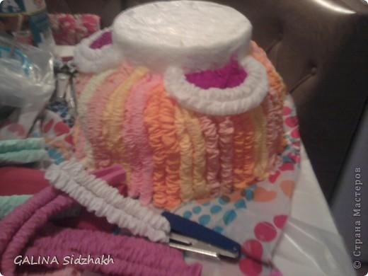 Вот такой тортик испекла! фото 3