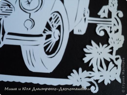 """Представляем на конкурсные гонки автомобиль """"Ягуар"""". В ретро стиле ))) фото 3"""