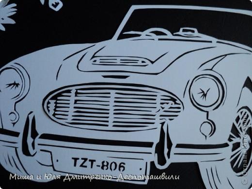 """Представляем на конкурсные гонки автомобиль """"Ягуар"""". В ретро стиле ))) фото 2"""
