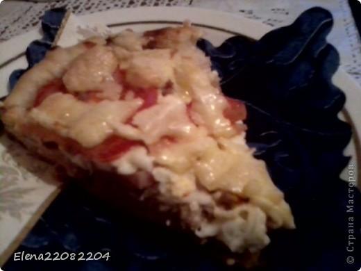Приготовление теста для пиццы фото 4