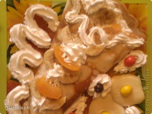 Любимое блюдо моего сладкоежки (учился готовить его сам) фото 1
