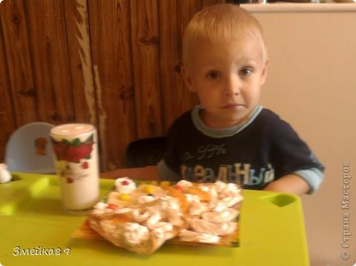 Любимое блюдо моего сладкоежки (учился готовить его сам) фото 10