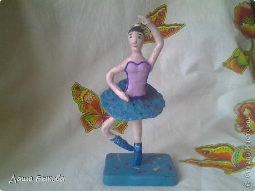 Вот и Балерина на выступлении! фото 1
