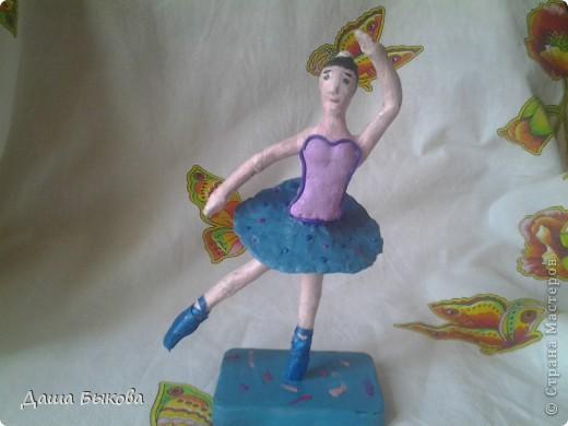 Вот и Балерина на выступлении! фото 2