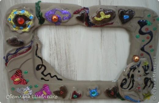 """Шоколадная"" рамка фото 8"