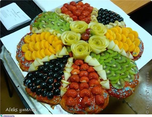 """""""Цветочный"""" торт фото 9"""