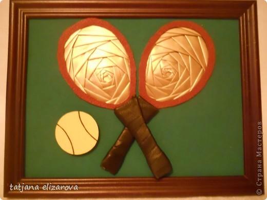Ракетки для тенниса фото 1