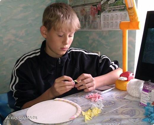"""""""Цветочный"""" торт фото 4"""