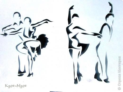 Добрый день, всем! Не могла пройти мимо такого дня - Дня латиноамериканских танцев. Всю свою жизнь мечтала танцевать, но не судьба стать проффесионалом. В детстве у родителей не было возможности, потом - как-то не получалось. Уже, когда вышла на работу - появился шанс - научиться латиноамериканским танцам (в школу, где работала пригласили хореографа....).  Добросовесно прозанималась месяца два...., потом узнала, что во мне живет одно Чудо... и с танцами пришлось растаться :)). Но любовь к латиноамериканским танцам - не прошла, а только вспыхнула новой страстью..... у меня родились еще две дочки - так, что есть шанс на реализацию маминой мечты. причем девченки эту любовь впитали с молоком :))  За основу взяла картинку отсюда, из Страны мастеров (mifinna), но к сожалению, ссылку найти не удалось, поэтому если у кого-то она появиться, скажите, тоже внесу изменения! Спасибо заранее !:)) фото 1