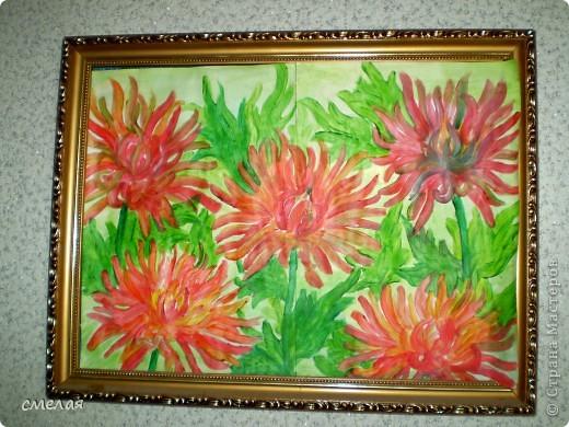 День хризантем.Очень люблю эти цветы, поэтому и был выбран этот праздник. фото 2