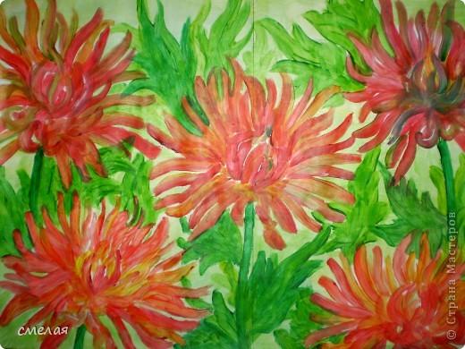 День хризантем.Очень люблю эти цветы, поэтому и был выбран этот праздник. фото 1
