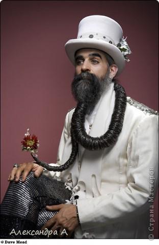 """Здравствуйте дорогие Мастера и Мастерицы.Предлагаю Вам посмотреть мою работу посвященную празднику бороды и усов.Когда мне выпал этот праздник почему то сразу вспомнился сказочный персонаж """"старичок-боровичок"""" из сказки """"Морозко"""". фото 4"""