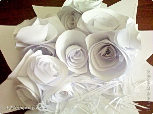 Делать такие розы научила меня моя мама, немного подумав я решила их сделать! фото 1